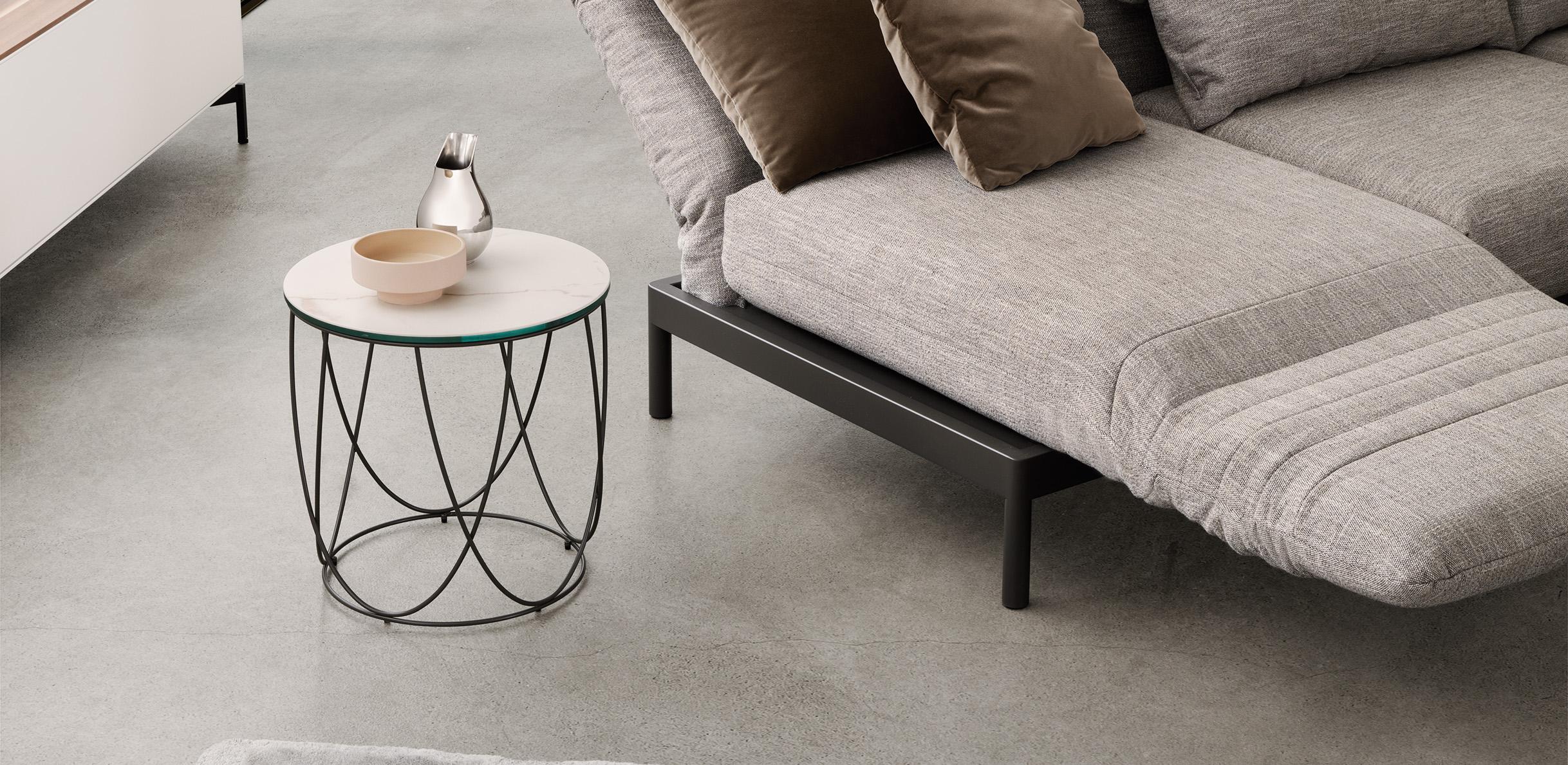 table basse rolf benz ct rb 8770 meubles bise. Black Bedroom Furniture Sets. Home Design Ideas